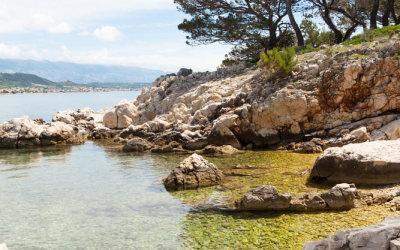 3 natuurparadijsjes op Rab