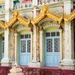 Thanboddhay tempel in Myanmar