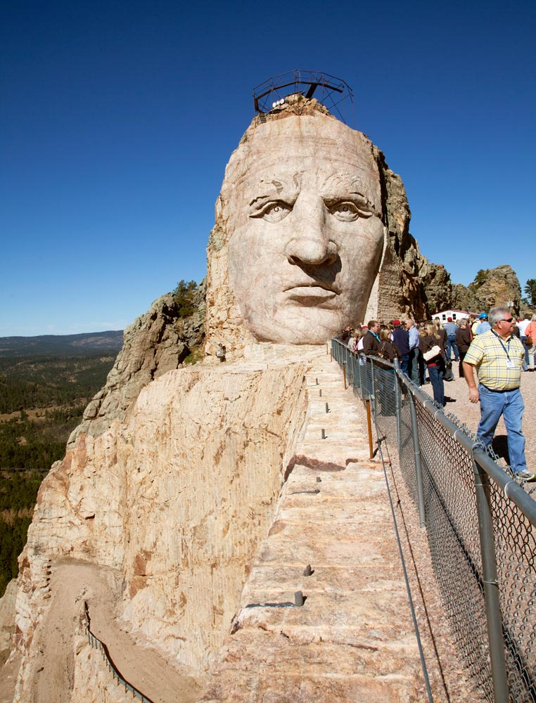 Crazy Horse, South Dakota, Verenigde Staten