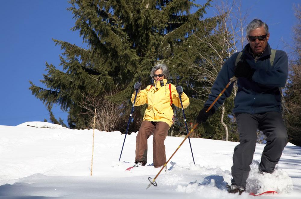 Fankrijk, wintersport, Sainte Foy