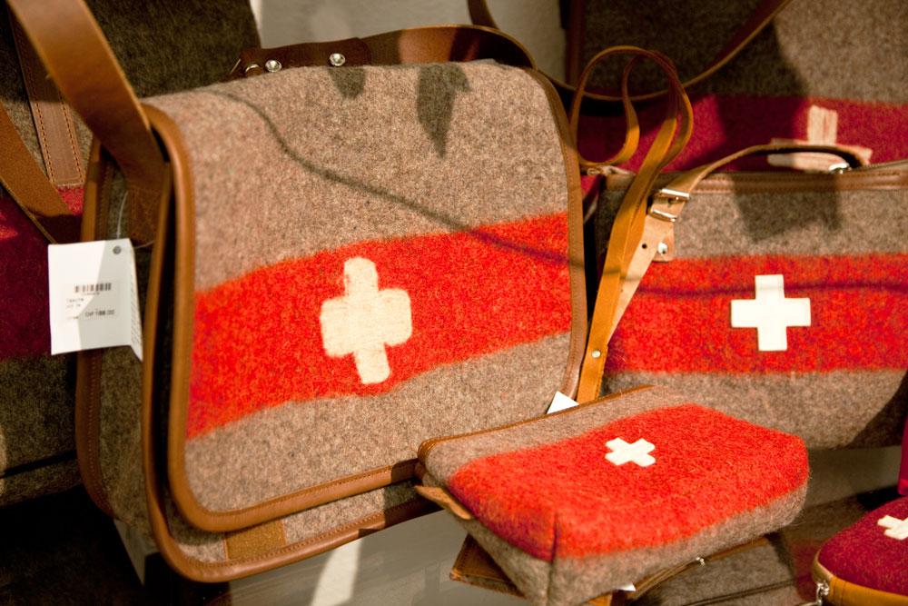 Schweize Heimatwerk in Zurich, Zwitserland