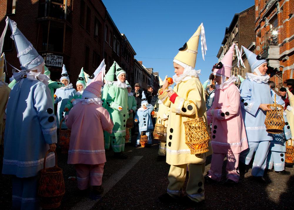 Carnaval in Binche