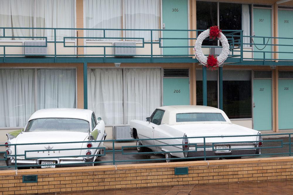 Lorraine Motel, Martin Luther King, Memphis