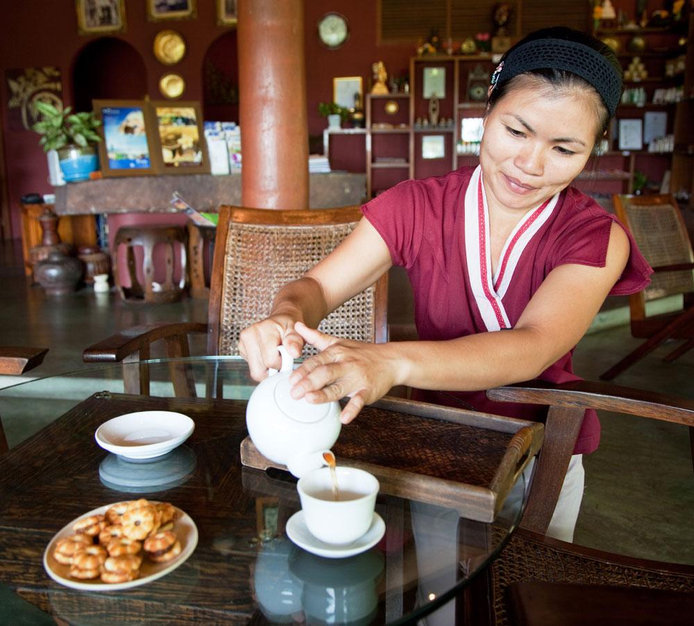 Koh Samui, Thailand, Eranda Spa