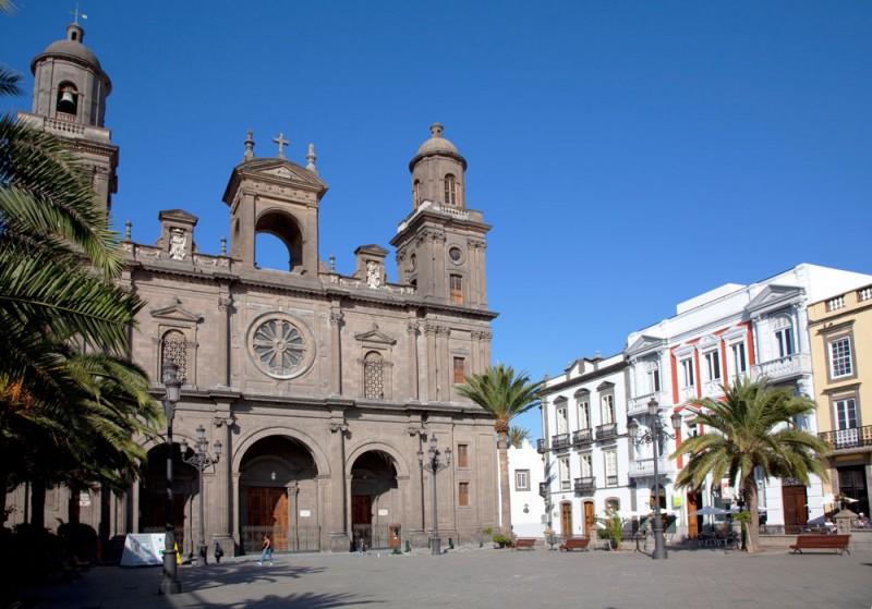 Bezienswaardigheden Gran Canaria: hoofdstad Las Palmas, vakantie, standvakantie