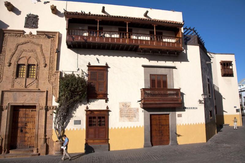 bezienswaardigheden Gran Canaria Genieten van de typische architectuur van Las Palmas