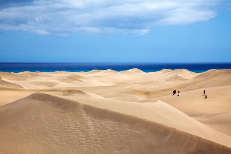 bezienswaardigheden Gran Canaria Maspalomas duinen, vakantie, mooiste stranden