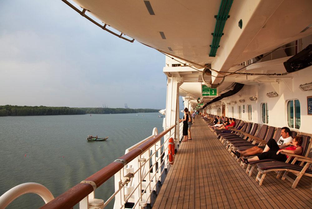 De Zaandam, cruise vakantie Holland America Line