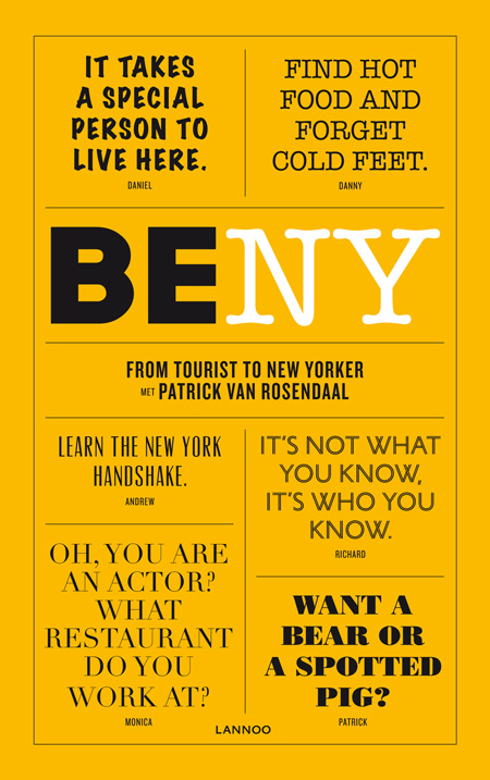 BENY BE New York reisgids