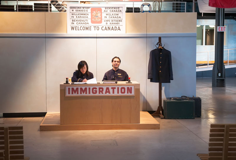 Halifax (Nova Scotia), stad van de immigranten