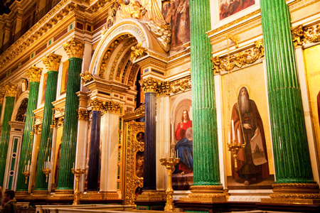 Stedentrip St. Petersburg, Rusland: de Izaaks kathedraal
