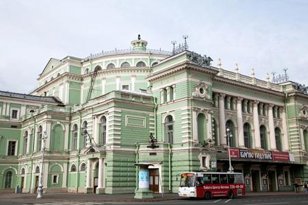 Stedentrip St Petersburg, Rusland: het Mariinski theather