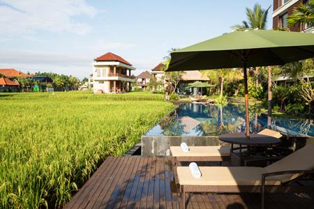 Ubud, Bali, Indonesie: hotel Plataran Ubud