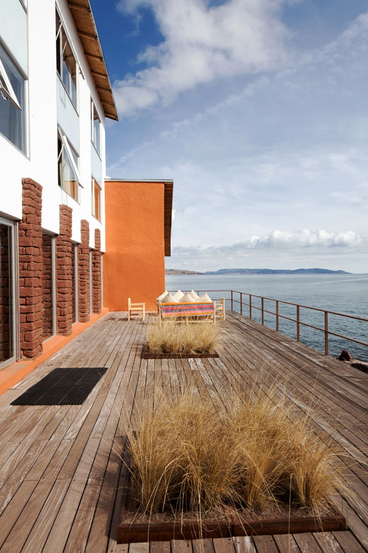 Sweet Dreams: Hotel Titilaka on lake Titicaca in Peru