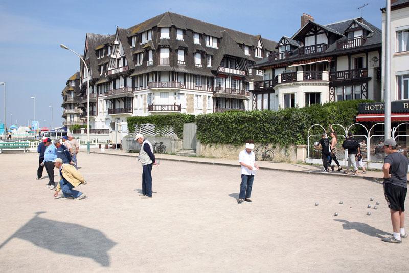 Trouville, Normandie, Frankrijk