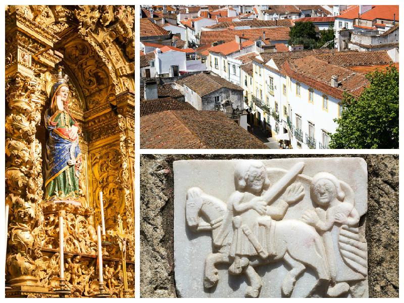 De Se kathedraal van Evora, Alentejo, Portugal