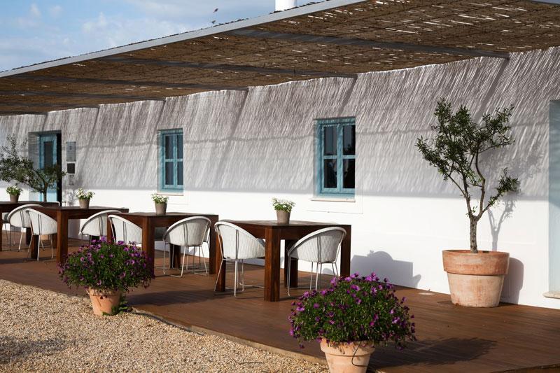 Portugal, Alentejo - hotel Herdade da Malhadinha Nova