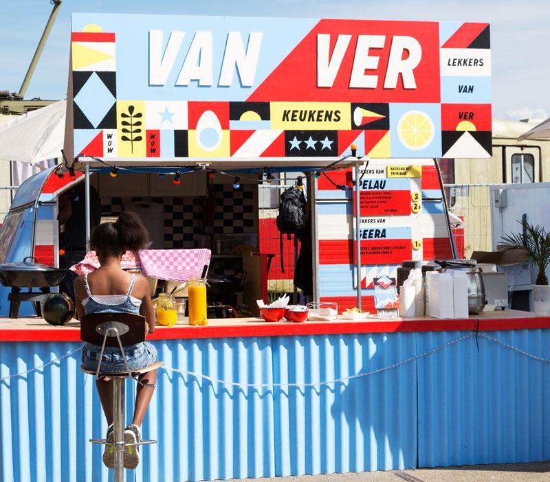 Amsterdam Kookt, NDSM terrein, Amsterdam Noord