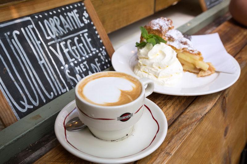 Hotspots in de Damstraatjes in Amsterdam: Brood Bar