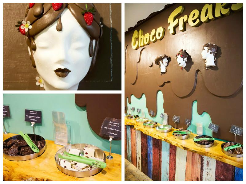 Hotspots in de Damstraatjes in Amsterdam: Candy Freaks