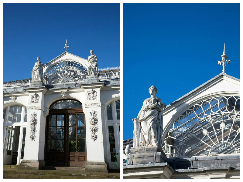 Hotspots stedentrip Londen Engeland bezienswaardigheden Kew Gardens
