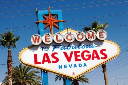 Welkom in Las Vegas, USA