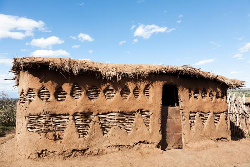 Masia Mara, Maasai, Kenia
