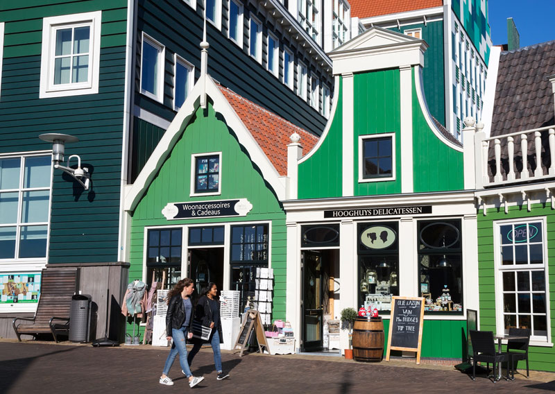 Hooghuys Delicatessen in Zaandam