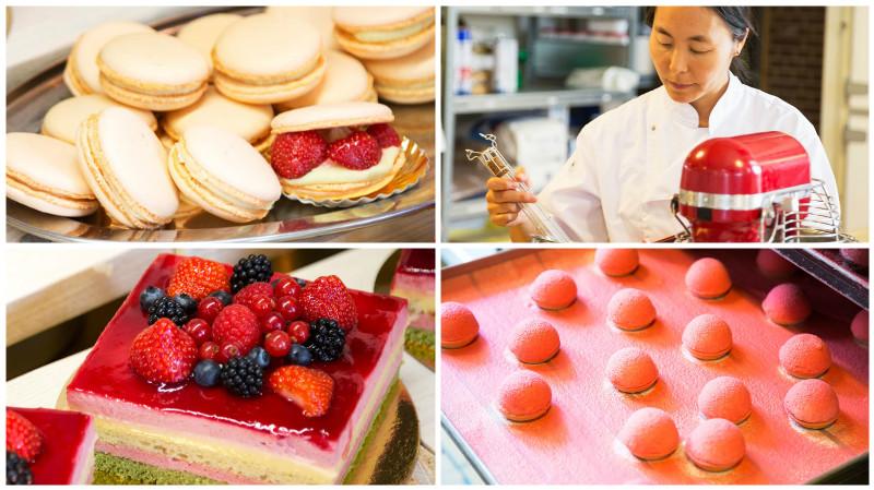 De Bakery Institute voor het lekkerste brood en banket in Zaandam.