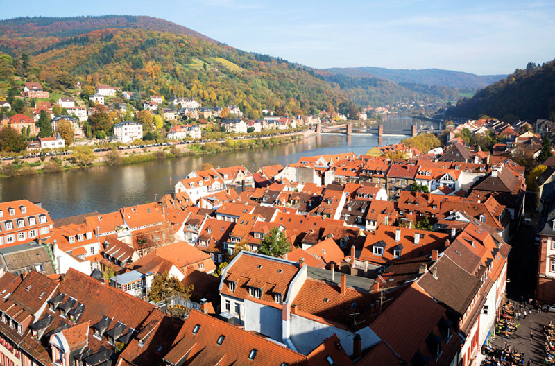 Stedentrip: hotspots in Heidelberg