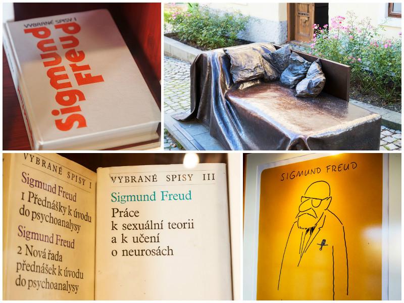 Pribor, de geboorteplaats van psychoanalyticus Sigmund Freud