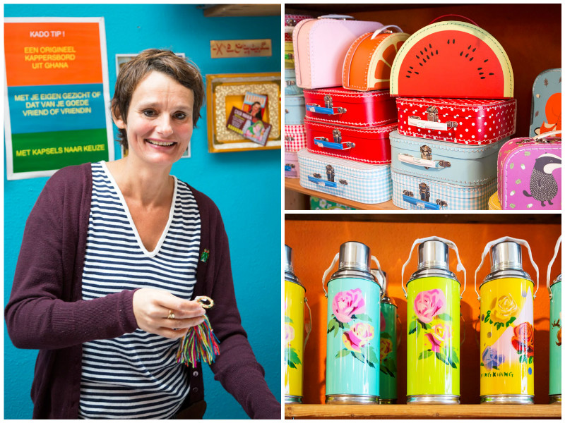 Stedentrip Breda: talloze kleurrijke cadeautjes bij Casa Maria