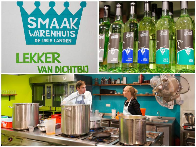 Stedentrip Breda: het Smaakwarenhuis, een soort supermarkt vol bijzondere delicatessen