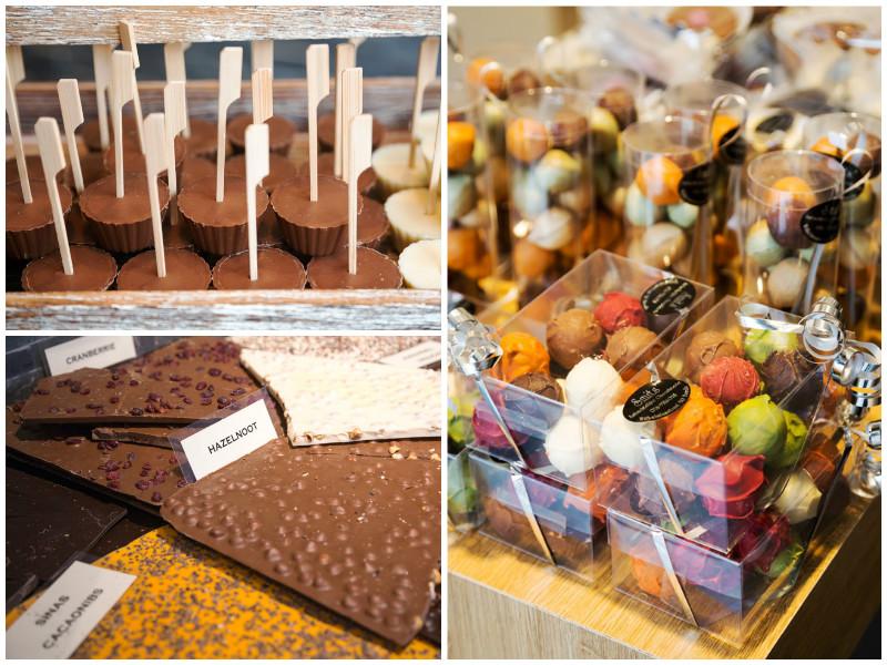 De verrukkelijke chocolade van Smits in Breda.