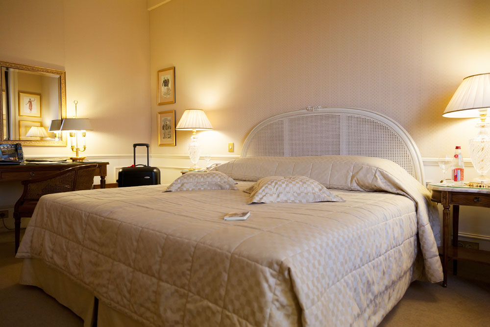 Stedentrip Cannes, Cote d'Azur, Frankrijk: het Carlton Hotel