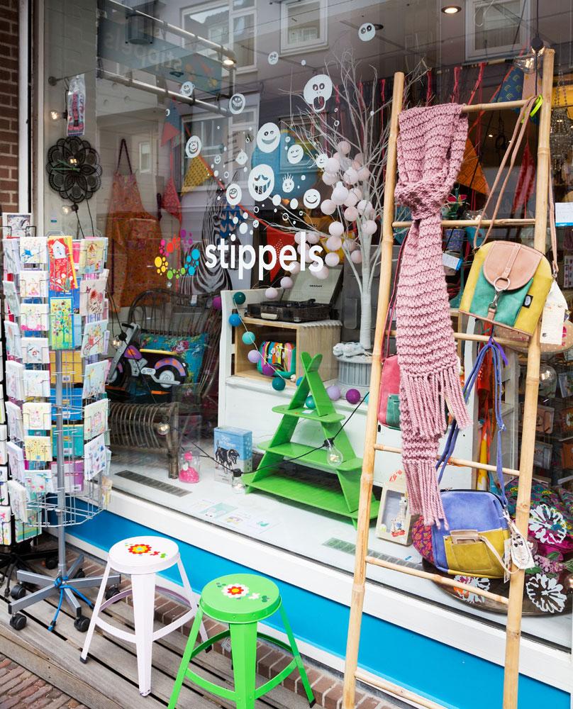 Stedentrip: hotspots Nijmegen - cadeauwinkel Stippels