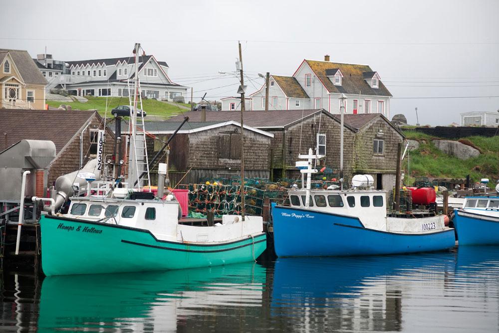 Rondreis Nova Scotia, Canada: Peggy's Cove.