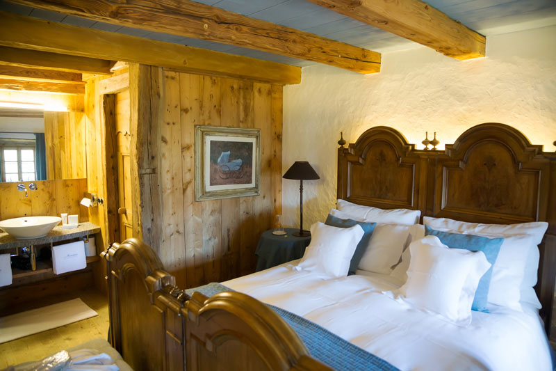 Relaxen in eenvoudige luxe in B&B San Lorenzo Mountain lodge in Sud Tirol, Italie