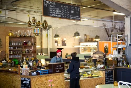 Stedentrip Rotterdam, de Fenix Food Factory: Marokkaans eten bij Meneer Tanger