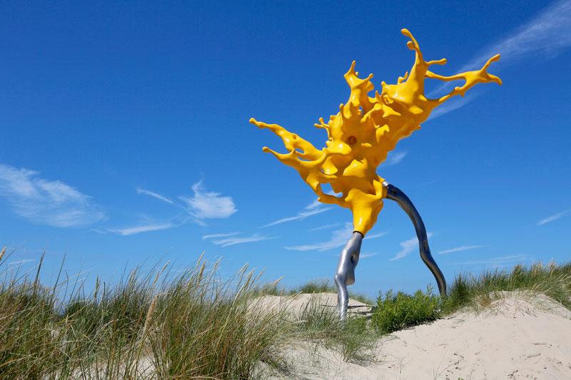 Ode aan de Belgische kust
