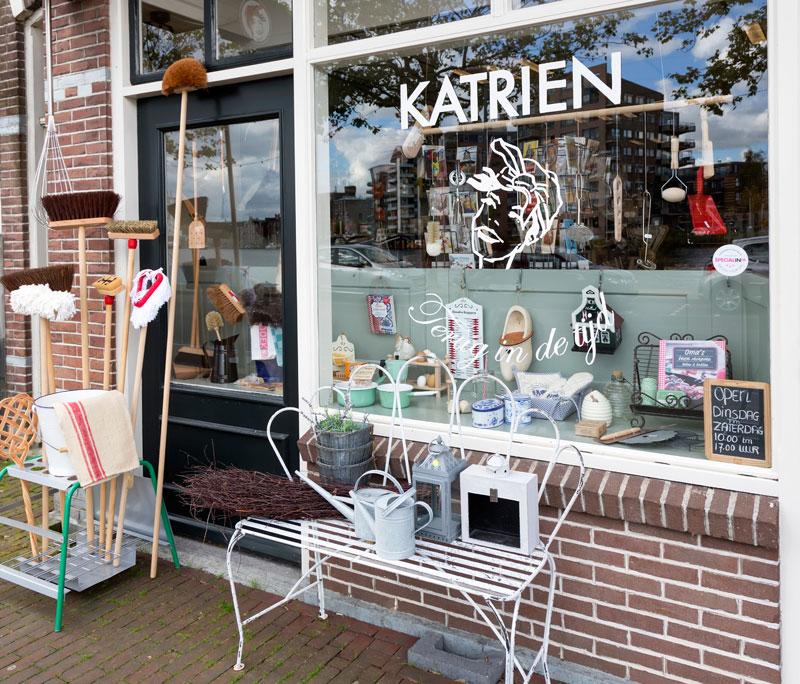 Wormerveer; terug in de tijd bij Katrien.