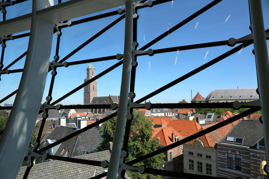 Stedentrip Zwolle: museum De Fundatie