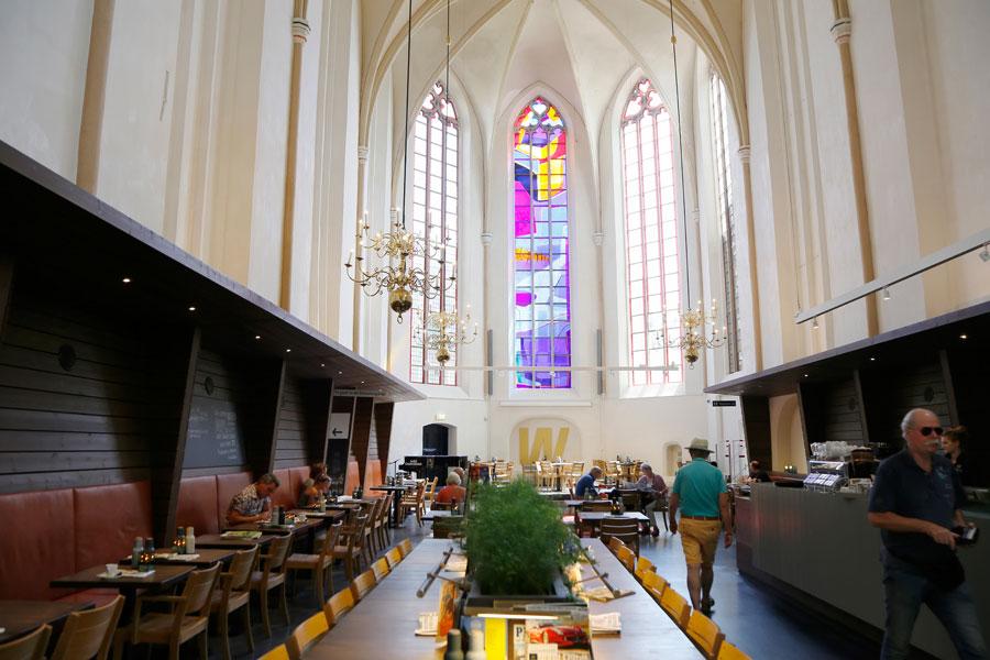 Stedentrip Zwolle: boekhandel Waanders in de Broeren