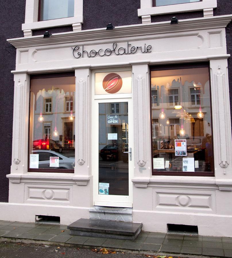 Rondreis Belgie, Gaume: zoete verleidingen bij Jean le Chocolatier