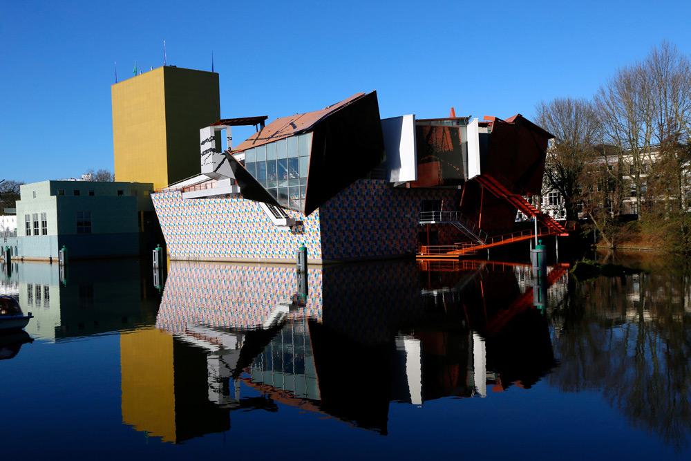 Stedentrip Groningen: het opvallende design van het Groninger Museum