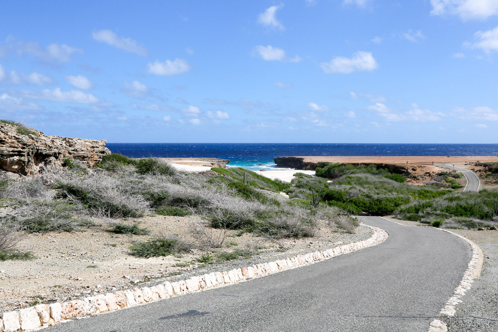 Strand top 5 Aruba: Boca Prins ligt in Arikok National Park