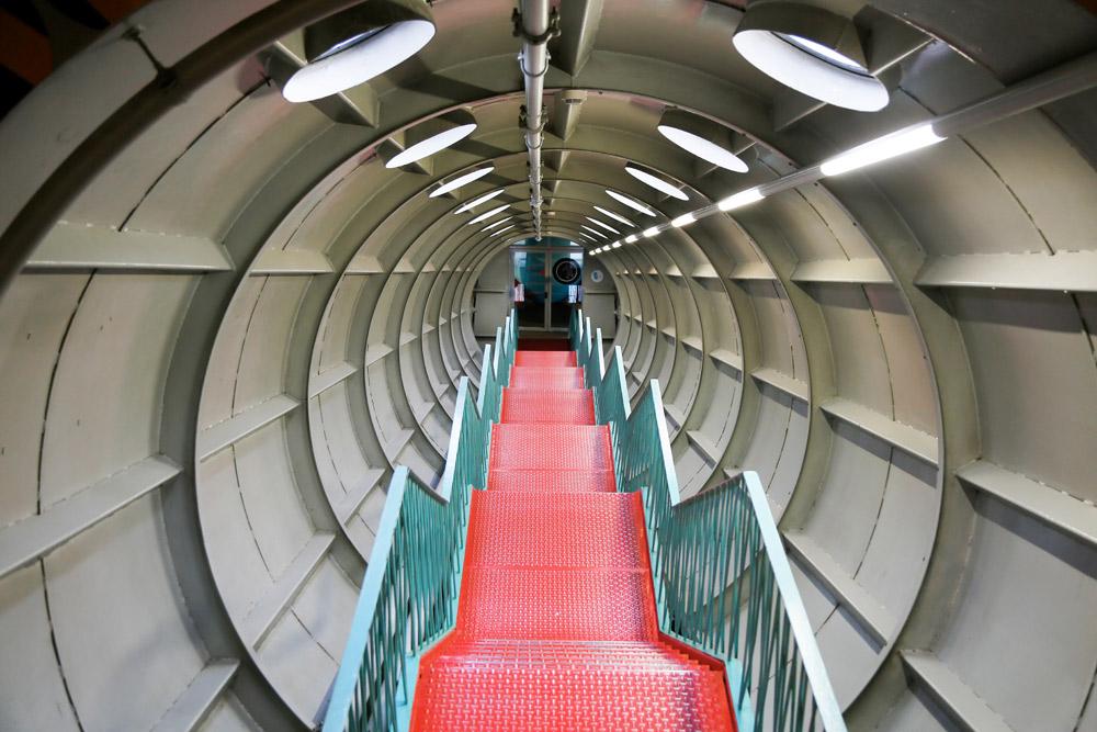 Atomium Brussel Wereldtentoonstelling museum