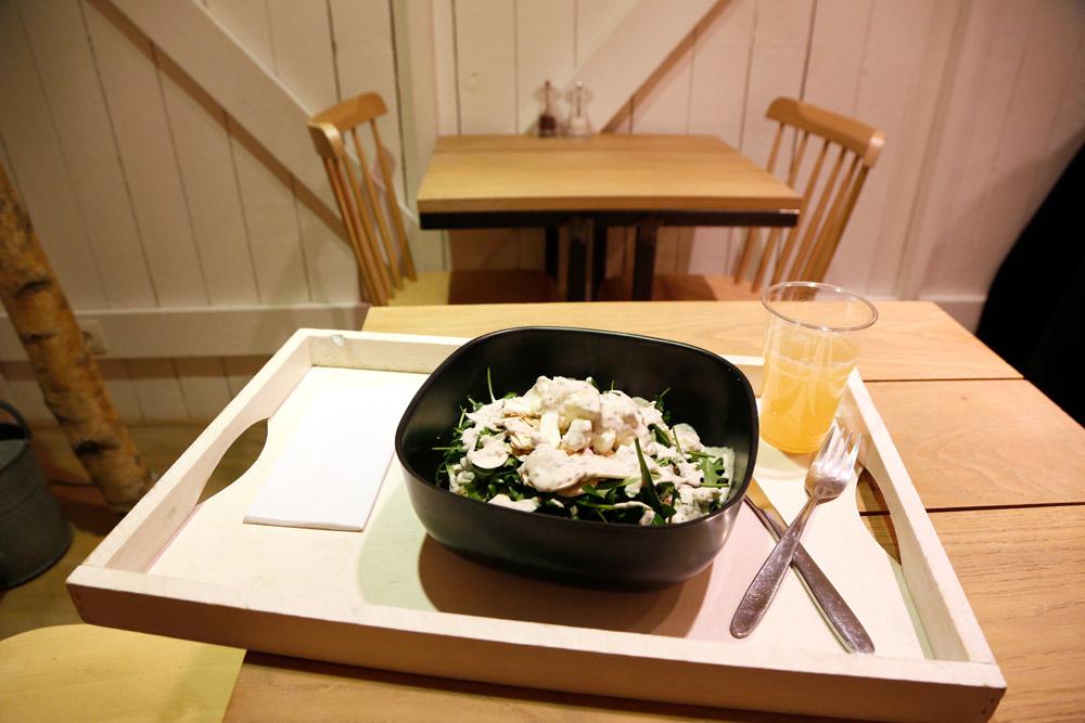Restaurant Brussel: De gezonde aardappel als lunch bij G.Spud