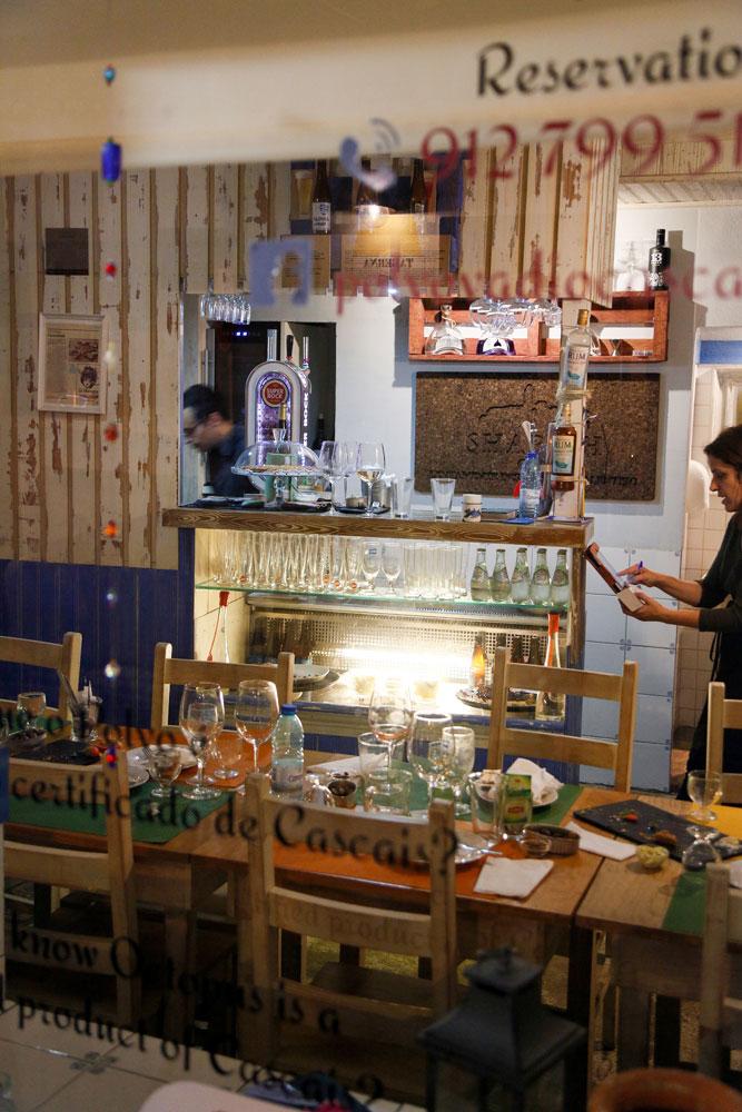 Inktvis op vele manieren bij restaurant Pulpo Vadio in Cascais