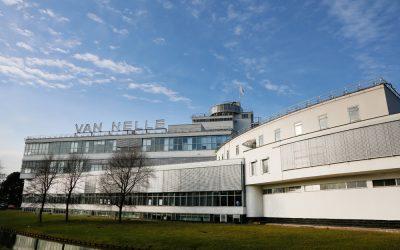 Architectuur-toer: de Van Nelle Fabriek in Rotterdam